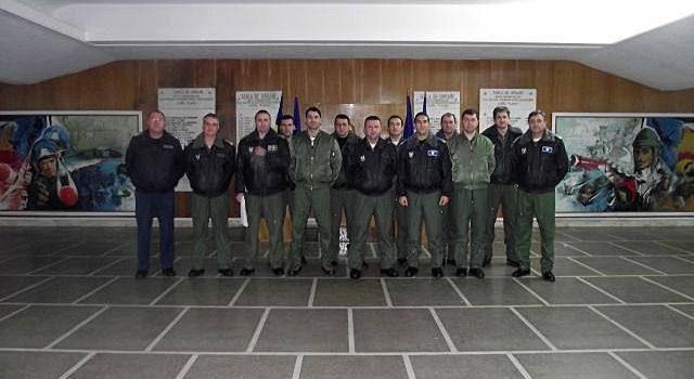 Cursul de inţiere a instructorilor de zbor