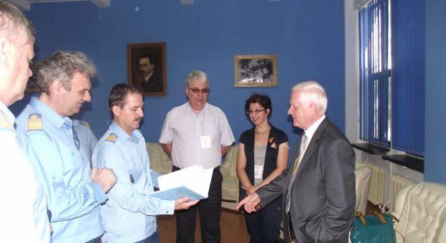 """Lansare carte """"Religie, Filozofie, Ştiinţă"""" şi """"Contribuţii româneşti în istoria propulsiei aeronautice"""""""
